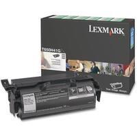"""Lexmark T650H41G Lexmark High Yield Return Program Black Toner Cartridge - Laser - 25000 Page - Black"""