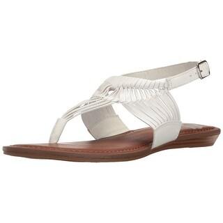 Fergalicious Women's Sadey Flat Sandal