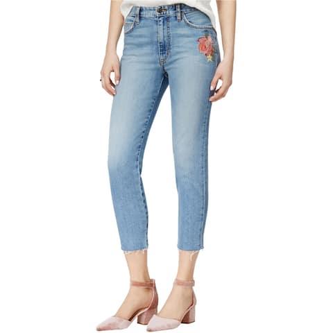 Joe's Womens Debbie Skinny Fit Jeans, Blue, 29