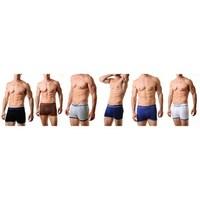 c42d98c2cd6cd6 Men's Classic Nylon Seamless Boxer Briefs Underwear, Ranger One Size. Sale
