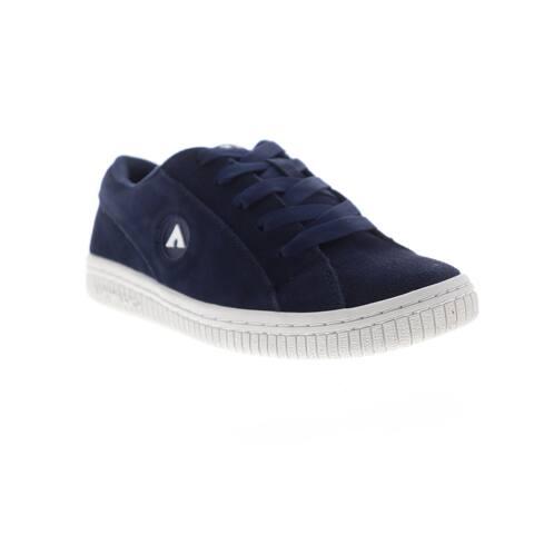 Airwalk Bloc Blue Womens Athletic Skate Shoes