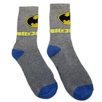 Batman Crew Socks - Multi