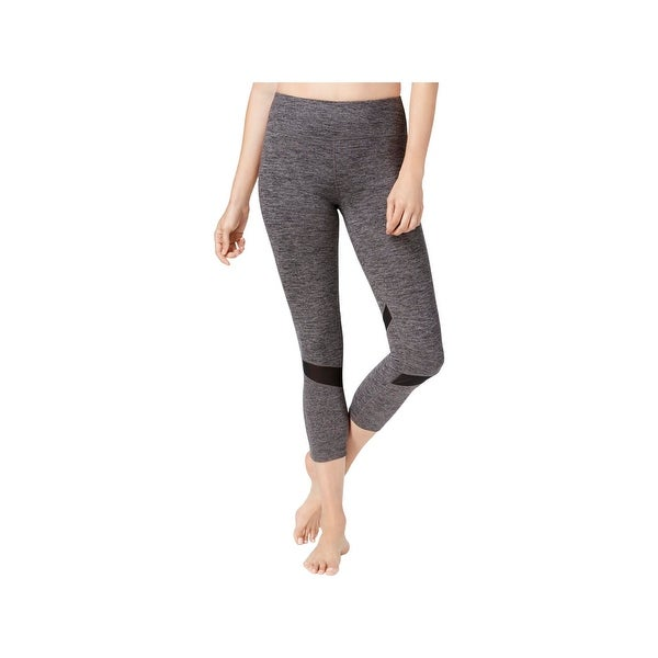 dc9d5c4258 Shop Gaiam Womens Om Luxe Yoga Legging Capri Fitness - Free Shipping On  Orders Over $45 - Overstock - 24149378