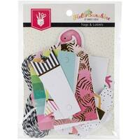 Hello Sunshine Cardstock Tags Pack-