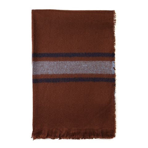 141e845e Buy Brown Scarves Online at Overstock | Our Best Scarves & Wraps Deals