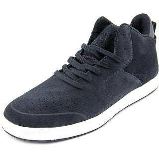 Globe Abyss Round Toe Suede Sneakers