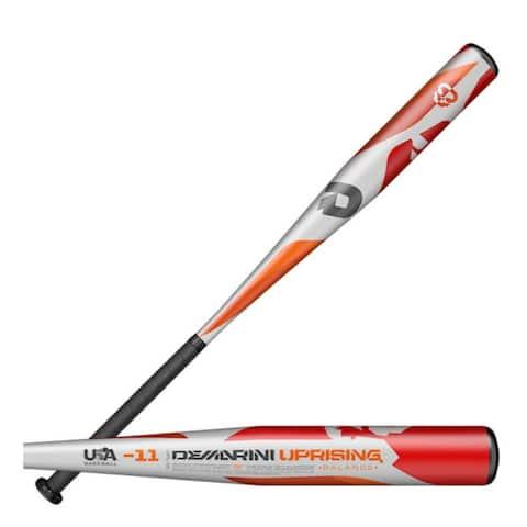 "DeMarini 2019 Uprising USA Youth Baseball Bat (30""/19 oz)"