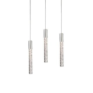 Modern Forms PD-35603L Magic 3 Light LED Title 24 Compliant Pendant - 11.5 Inches Tall