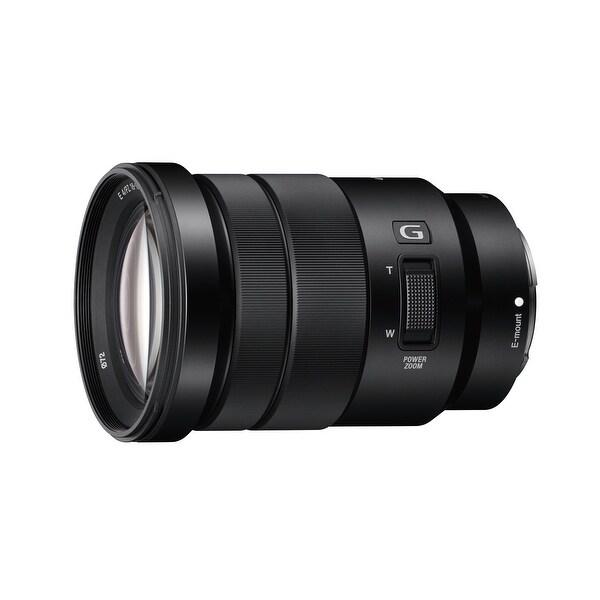 Sony E PZ 18-105mm f/4 G OSS Lens - black