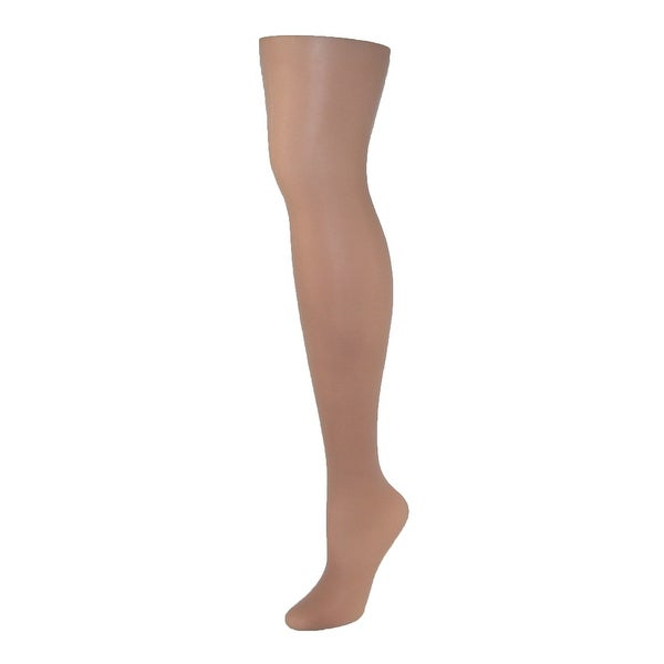Just My Size Nylon Silky Sheer Run Resistant Pantyhose