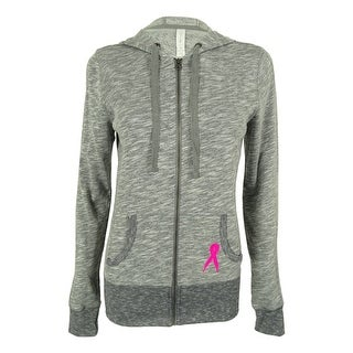 Ideology Women's Breast Cancer Research Foundation Zip Hoodie