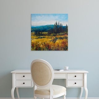 Easy Art Prints Tim OToole's 'Pacific Northwest I' Premium Canvas Art