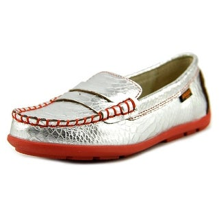 Anasai Beau Round Toe Synthetic Loafer