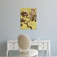 Easy Art Prints Rick Novak's 'Postage V' Premium Canvas Art