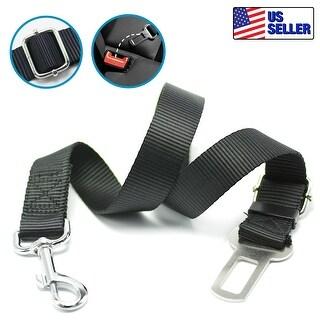 Partysaving Adjustable Nylon Car Pet Seat Belt