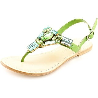 Matisse Wizard Women Open Toe Leather Thong Sandal