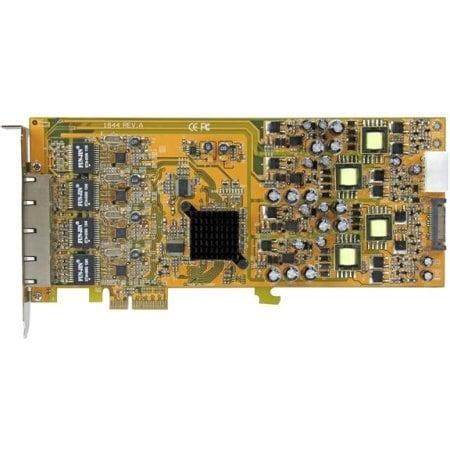 Startech St4000pexpse Gigabit Power Over Ethernet Pcie Network Card Uncheck