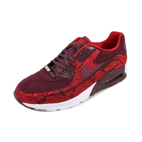 Shop Nike Women's Air Max 90 Ultra LOTC QS Night Maroon
