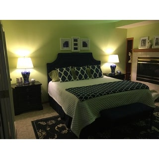 Brisbane Solid Oversized 3 Piece Quilt Set - Free Shipping Today ...