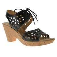 Spring Step Women's Lamay - beige leather