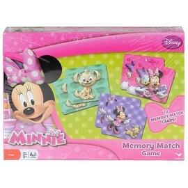 Disney Junior Minnie Mouse Memory Match Game 72 Memory Match Cards
