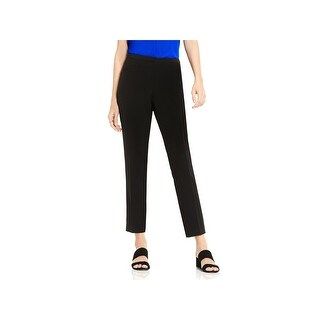Vince Camuto Womens Dress Pants Cropped Mid Rise