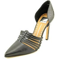 Dolce Vita Kisa Women Leather Heels