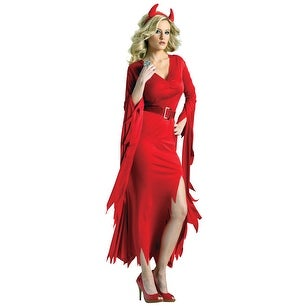 Women's Devil Costume Medium-Large