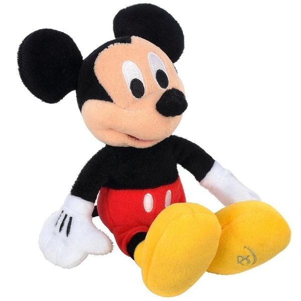 """Disney's Mickey Mouse Clubhouse 8.5"""" Plush Mickey Mouse - multi"""