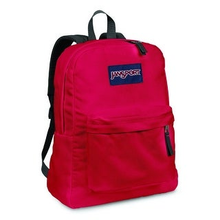 JanSport T501 SuperBreak Backpack - Red Tape - red tape
