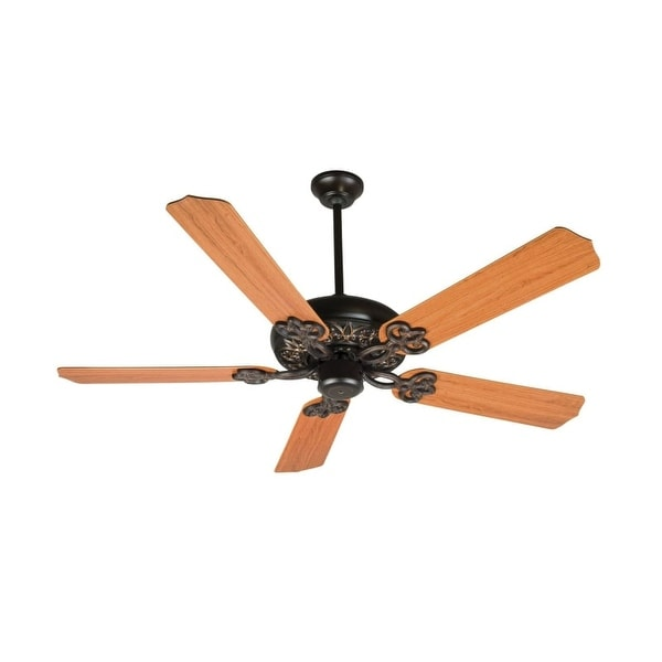 """Craftmade K10437 Cecilia 52"""" 5 Blade Energy Star Indoor Ceiling Fan - Blades Included"""