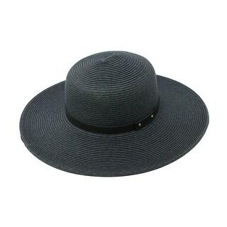 ChicHeadwear Womens Fashion Sun Hat w/ Band - One size