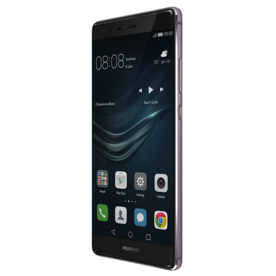 Huawei P9 EVA-L09 32GB Unlocked GSM Phone w/ 12MP Camera - Titanium Gray  (Certified Refurbished)