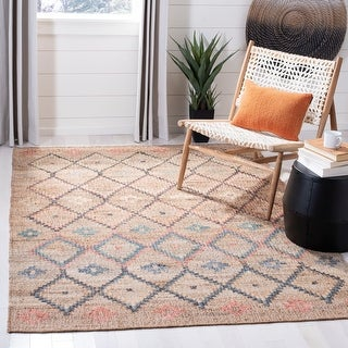 Link to Safavieh Handmade Flatweave Kilim Janiah Wool Rug Similar Items in Rugs