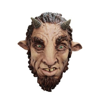 Ghoulish Masks Faun Adult Mask - Brown