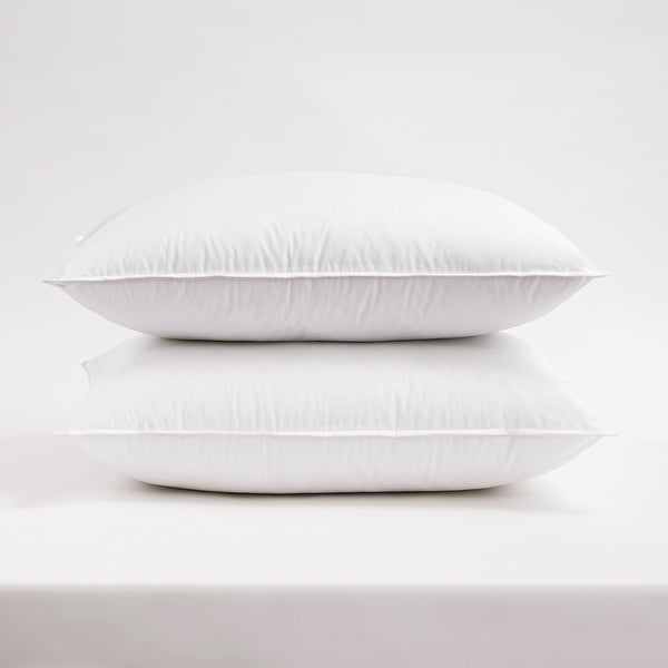 Cozy Classics Hotel Collection 233 Thread Count Cotton Pillow. Opens flyout.