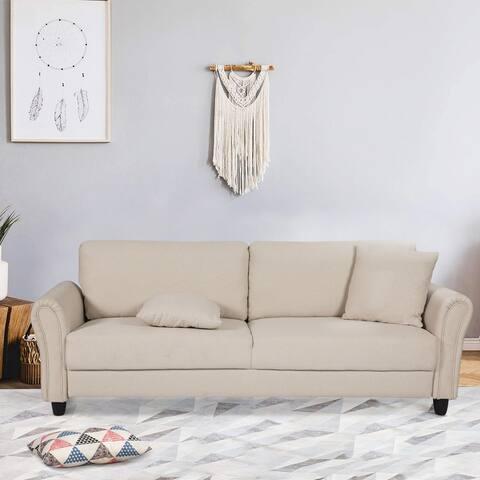 Moda 3 Person Sofa 3 Seat Sofa Couch