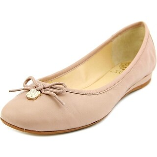 Vince Camuto Ria Women Round Toe Leather Pink Flats
