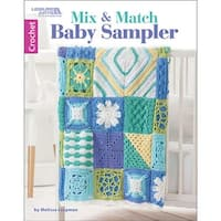 Mix & Match Baby Sampler - Leisure Arts