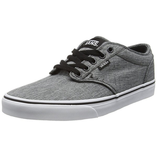 Shop Vans Rock Textile-Black-White Atwood Shoe (Us 7  0ee151602