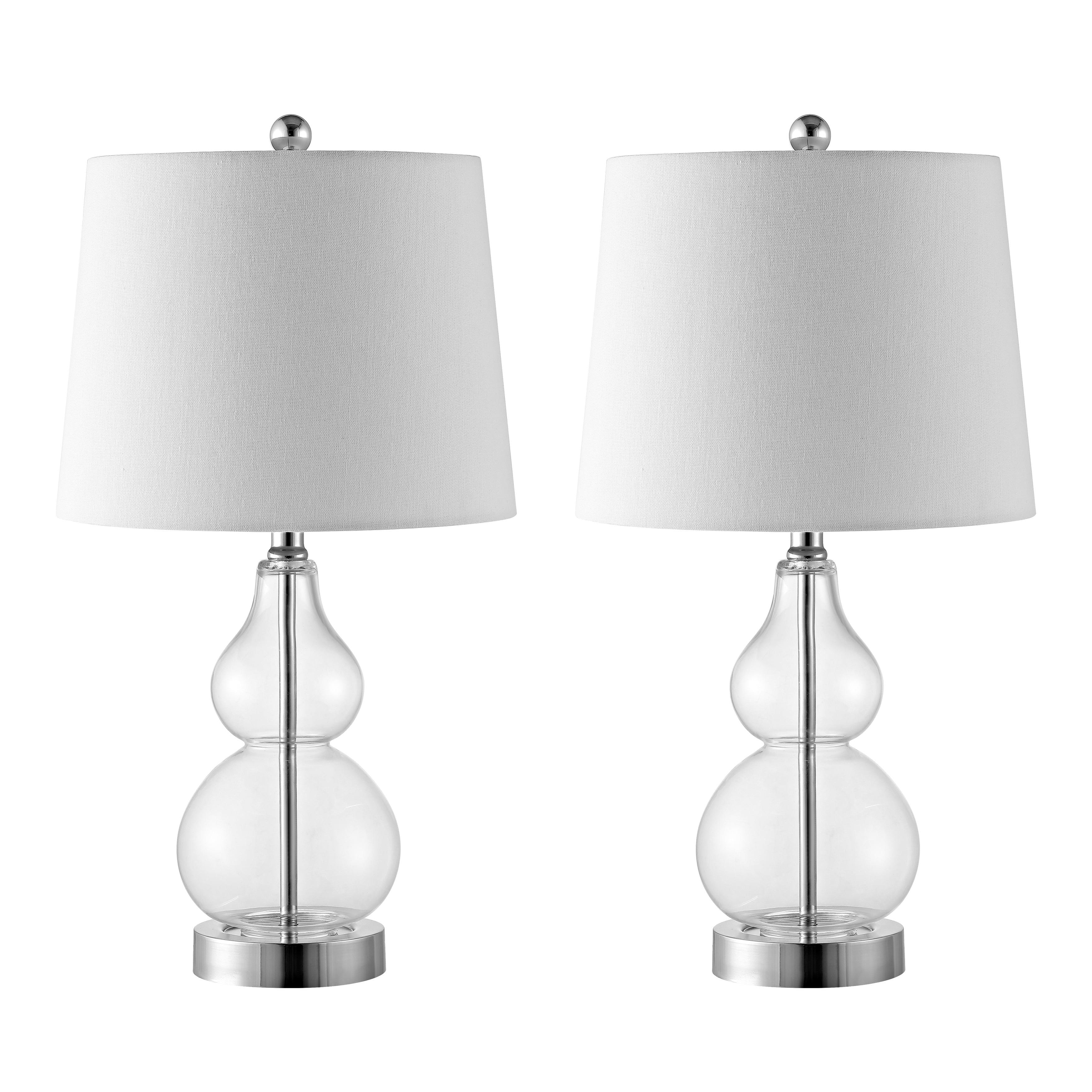 Safavieh Lighting 22 Brisor Table Lamp Set Of 2 12 W X 12 L X 22 H On Sale Overstock 29779259