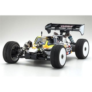 Inferno MP9 TKI4 10th Anniversary Edition - 1 by 8 Nitro Buggy Kit