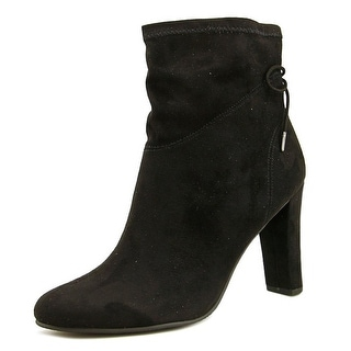 Circus by Sam Edelman Janet Women Round Toe Synthetic Black Bootie