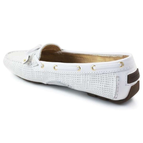 Marc Joseph New York Womens Cypress Hill Leather Closed Toe Boat Shoes