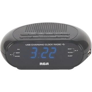 RCA Usb Alarm Clock Radio