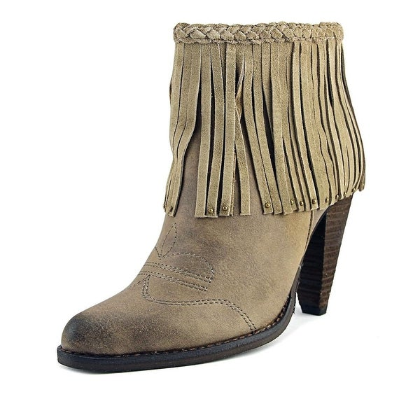 Very Volatile Ranch Women Pointed Toe Synthetic Ankle Boot