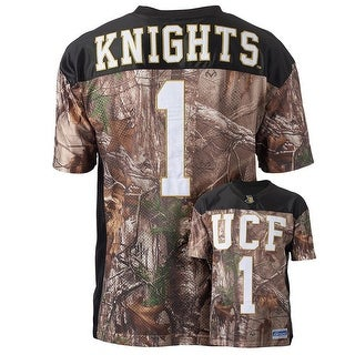 Youth RealTree Xtra Camouflage College Football Game Day Jersey