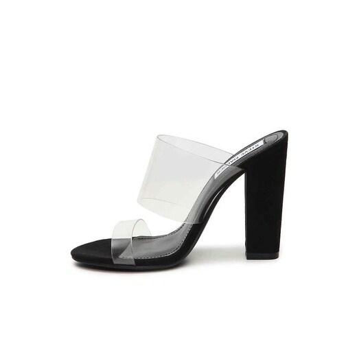 d4979b3457b Steve Madden Womens Jubilee Open Toe Casual Slide Sandals