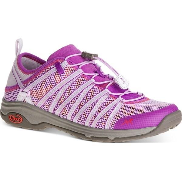 Chaco Outcross EVO 1.5 Shoe, Womens, Violet, 10 - violet