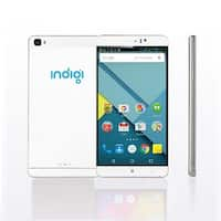 "Indigi® 3G Factory Unlocked 6.0"" SmartPhone Android 5.1 Lollipop w/ WiFi + Bluetooth Sync + Google Play Store - White"